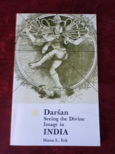 9780890120248: Darâsan: Seeing the Divine Image in India (Focus on Hinduism and Buddhism)
