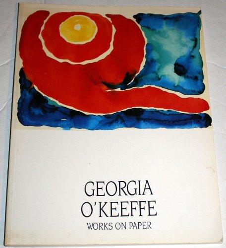 9780890131541: Georgia O'Keeffe, Works on Paper