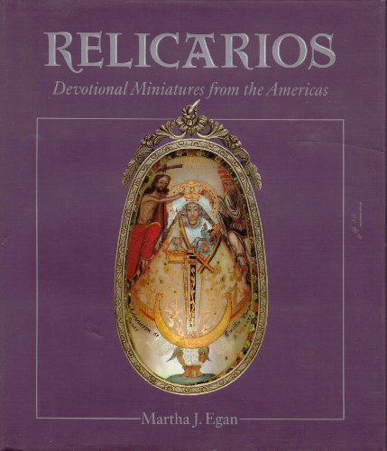 9780890132531: Relicarios: Devotional Miniatures from the Americas