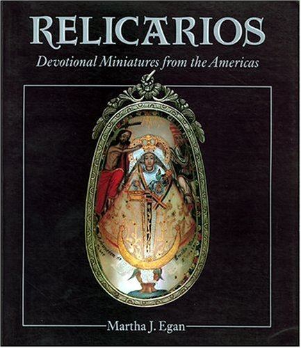 9780890132548: Relicarios: Devotional Miniatures from the Americas