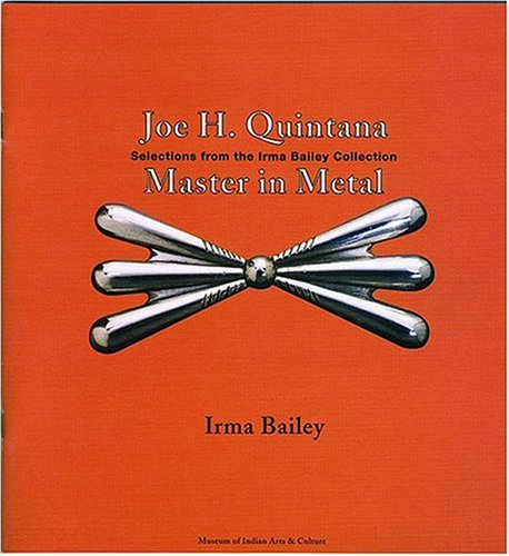 9780890134412: Joe H. Quintana: Master in Metal