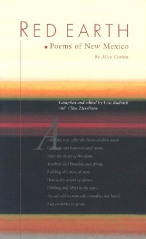 9780890134504: Red Earth: Poems of New Mexico