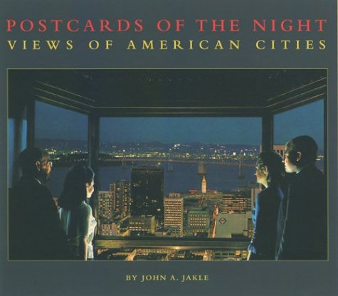 9780890134566: Postcards of the Night: Views of American Cities