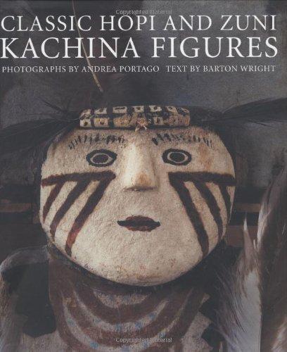 Classic Hopi and Zuni Kachina Figures (Hardback)