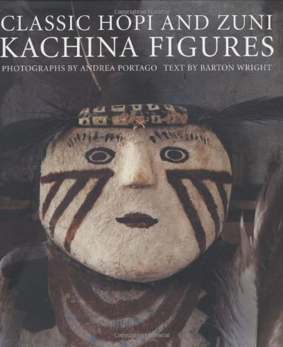 Classic Hopi and Zuni Kachina Figures: Wright, Barton