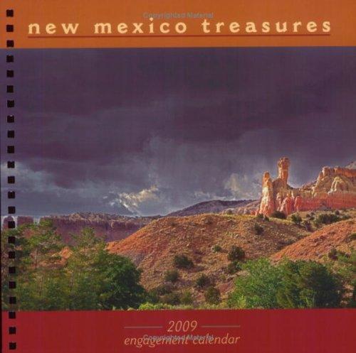 New Mexico Treasures 2009 Calendar: Affair, New Mexico Department of Cultural