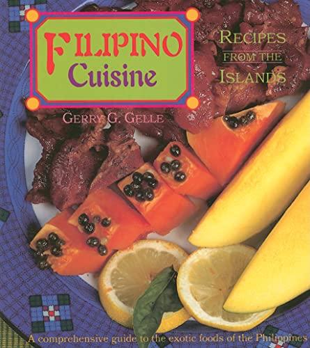 Filipino Cuisine: Gelle, Gerry G.