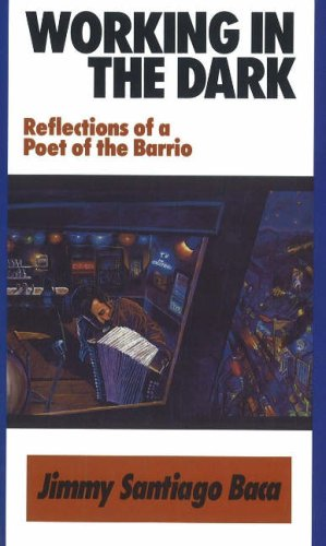 9780890135150: Working in the Dark: Reflections of a Poet of the Barrio