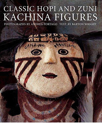 9780890135969: Classic Hopi and Zuni Kachina Figures