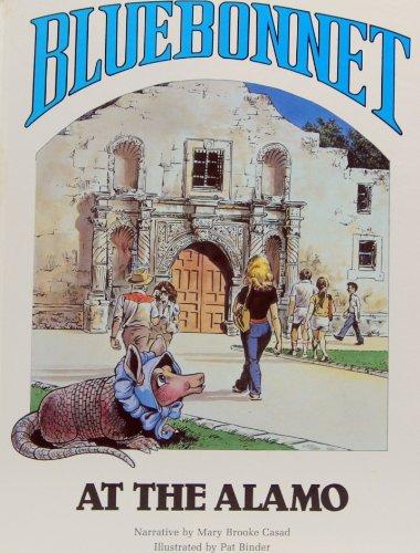 9780890154458: Bluebonnet at the Alamo