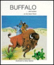 9780890154700: Buffalo and Indians On the Great Plains