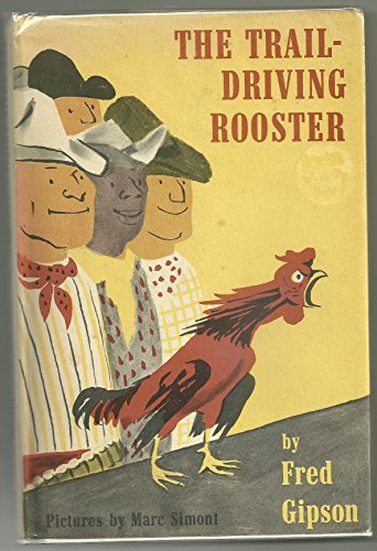 9780890156209: The Trail-Driving Rooster