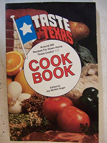 9780890156230: Taste of Texas Cookbook
