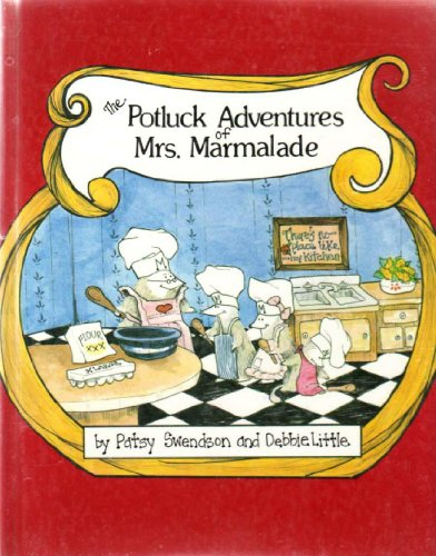 9780890157183: The Potluck Adventures of Mrs. Marmalade
