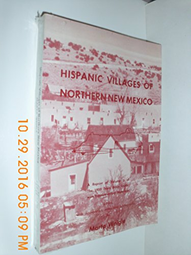 Hispanic Villages of Northern New Mexico
