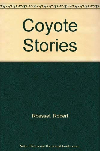 9780890190050: Coyote stories of the Navajo people