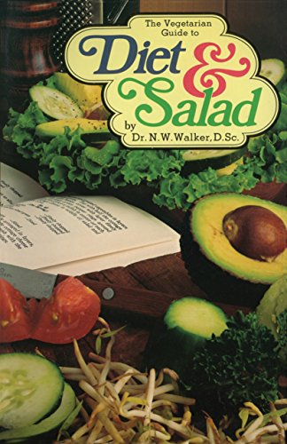 9780890190340: The Vegetarian Guide to Diet & Salad