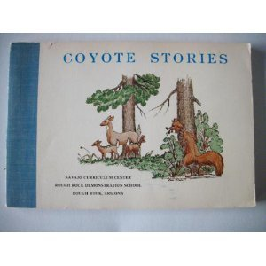 9780890190395: Coyote Stories of the Navajo People