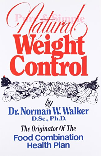 9780890190784: Pure and Simple Natural Weight Control