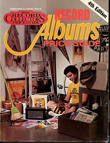 9780890190791: Original Record Collectors Price Guide Record Album Price Guide