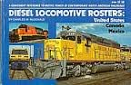 9780890240434: Diesel Locomotive Rosters: U.S., Canada, Mexico