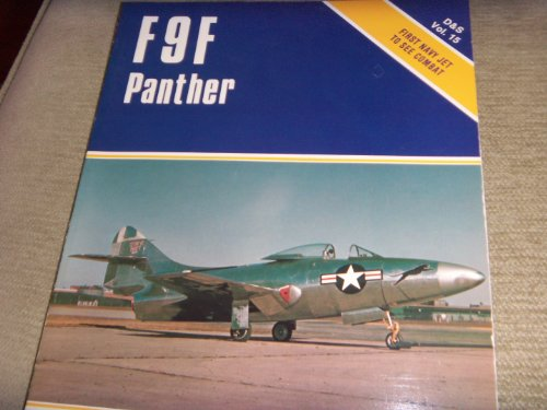 9780890241691: F9F Panther in Detail & Scale - D & S Vol. 15