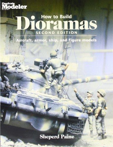 9780890241950: How to Build Dioramas