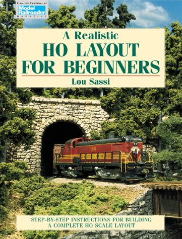 9780890242148: A Realistic Ho Layout for Beginners (Model Railroader)