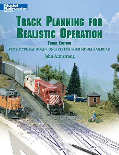 9780890242278: Track Planning for Realistic Operation: Prototype Railroad Concepts for Your Model Railroad (Model Railroader)
