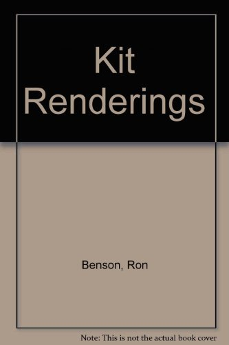 Kit Renderings: From Nutshell News Magazine (0890242739) by Ron Benson