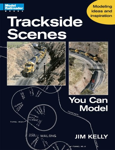 9780890244234: Trackside Scenes You Can Model