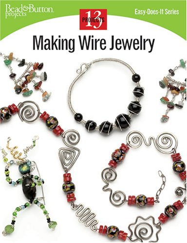 9780890244319: Making Wire Jewelry