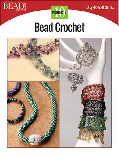 9780890244487: Bead Crochet: 10 Projects (Easy-Does-It)