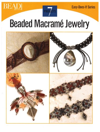 9780890244630: Beaded Macrame Jewelry: 7 Projects (Easy-Does-It)