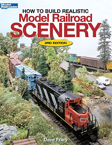 9780890244708: How to Build Realistic Model Railroad Scenery