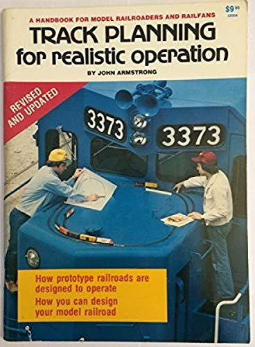 9780890245040: Track Planning for Realistic Operation