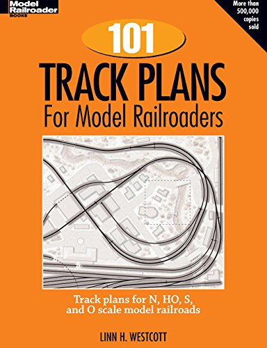 9780890245125: 101 Track Plans for Model Railroaders (Model Railroad Handbook)
