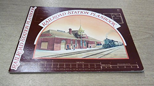 9780890245316: Railroad Station Planbook