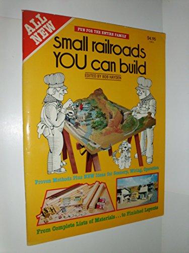 9780890245354: Small Railroads You Can Build