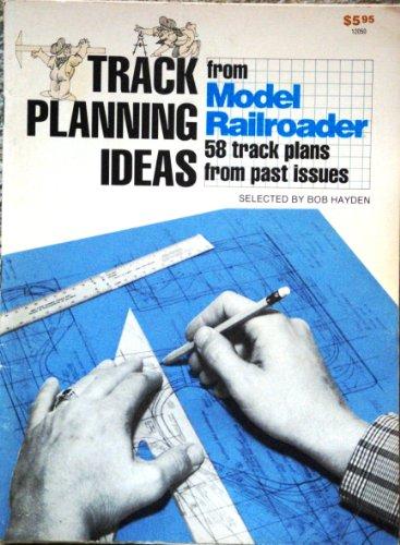 9780890245552: Track Planning Ideas from Model Railroader