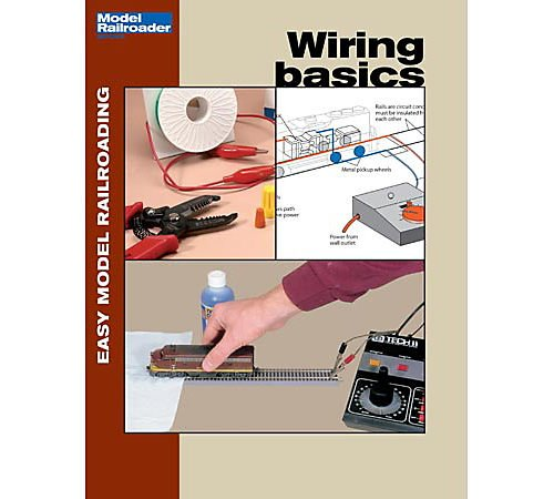 9780890245897: Wiring Basics (Easy Model Railroading Booklets)
