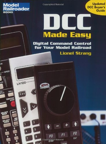 9780890246160: Dcc Made Easy: Digital Command Control for Your Model Railroad (Model Railroader Books)