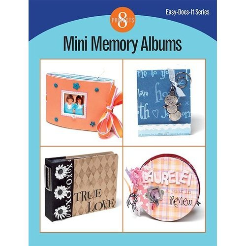 9780890246313: Mini Memory Albums (Easy-Does-It-Series)