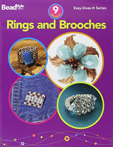 9780890246399: Rings and Brooches: 9 Projects (Easy-Does-It)