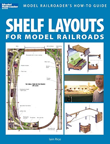 9780890246900: Shelf Layouts for Model Railroads