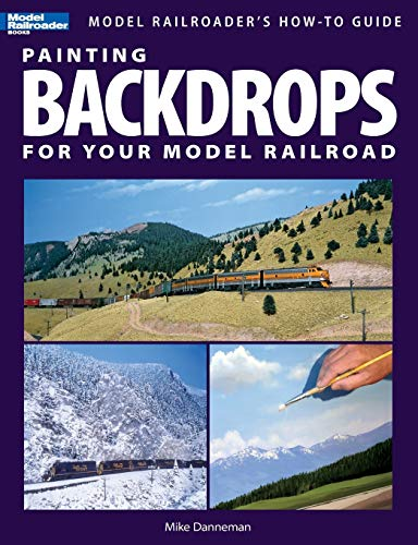 9780890247051: Painting Backdrops for Your Model Railroad