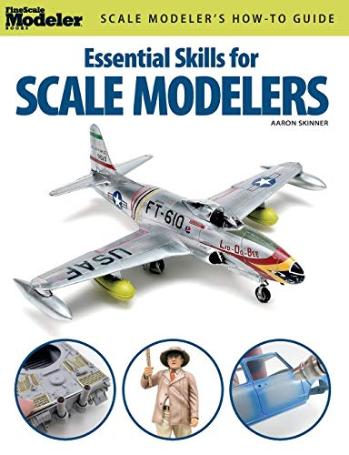 9780890247914: Essential Skills for Scale Modelers (FineScale Modeler Books)