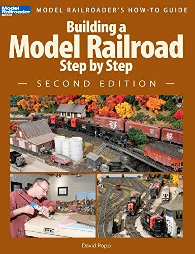 9780890248324: Building a Model Railroad Step by Step (Modern Railroader)