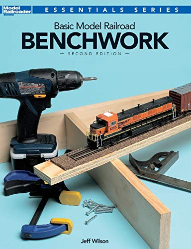 9780890248362: Basic Model Railroad Benchwork