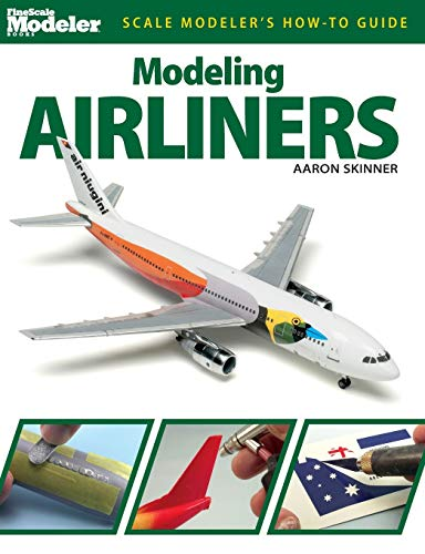 9780890248447: Modeling Airliners (FineScale Modeler Books)